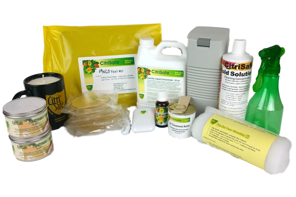 CitriSafe Cleaning Products