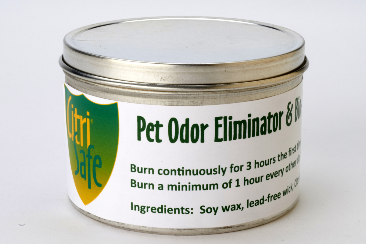 Pet Odor Eliminator Bio-Balancing Candle