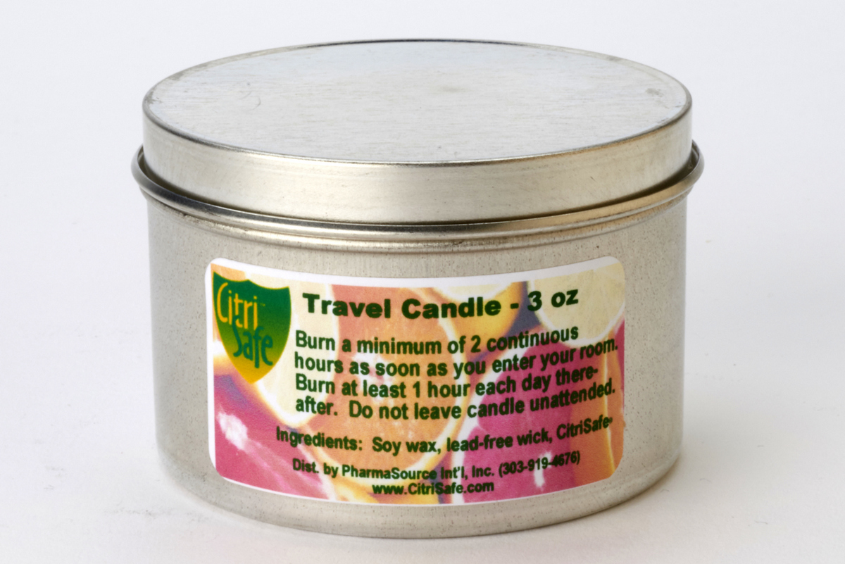 Bio-Balancing Travel Candle