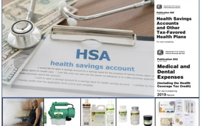 VALUABLE READ: Paying for Mold-Related Health Expenses with your Insurance HSA and FSA