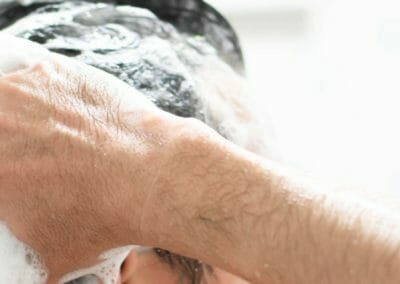 Clean Mold from Your Skin and Hair